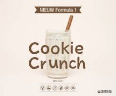 Maaltijdvervangende shake COOKIE CRUNCH